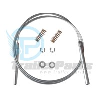 Cablu deblocare carucior Schwarzmuller / Krone
