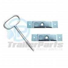 SET 2 elemente inchidere lada + cheie