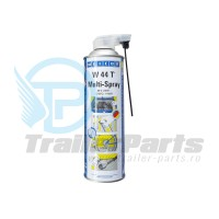 Spray multifunctional